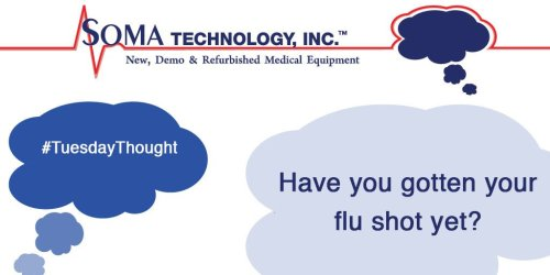 Tuesday Thought Flu Shot