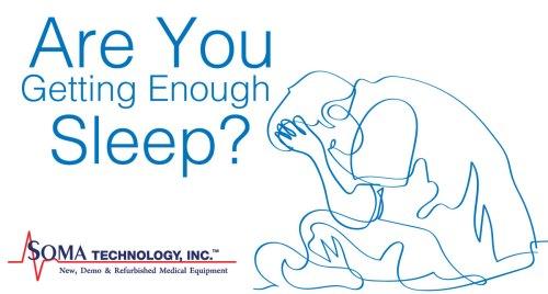 getting enough sleep
