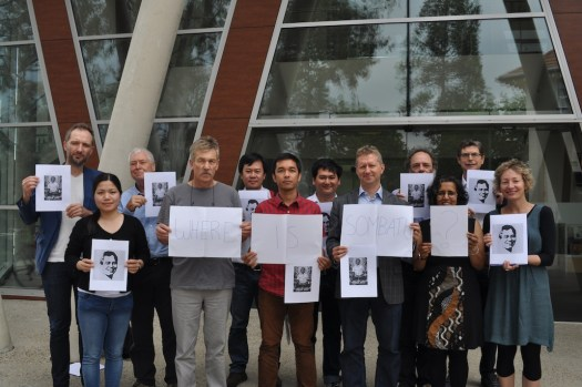 People at the Australian National University in Canberra are asking...
