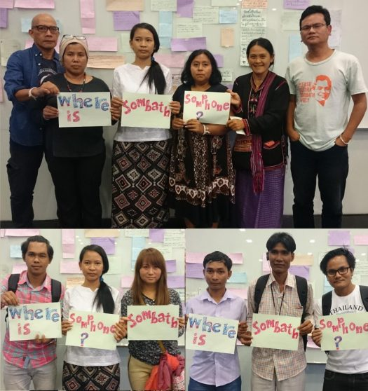 Forestry activists in Bangkok are asking...