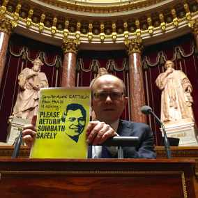 Paris-Senator Andre Gattolin
