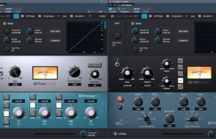 Presonus Studio One: Fat Channel XT