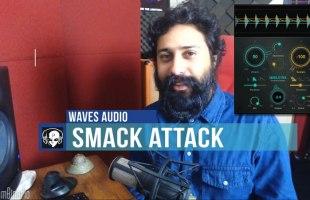 Waves Smack Attack Transient Shaper
