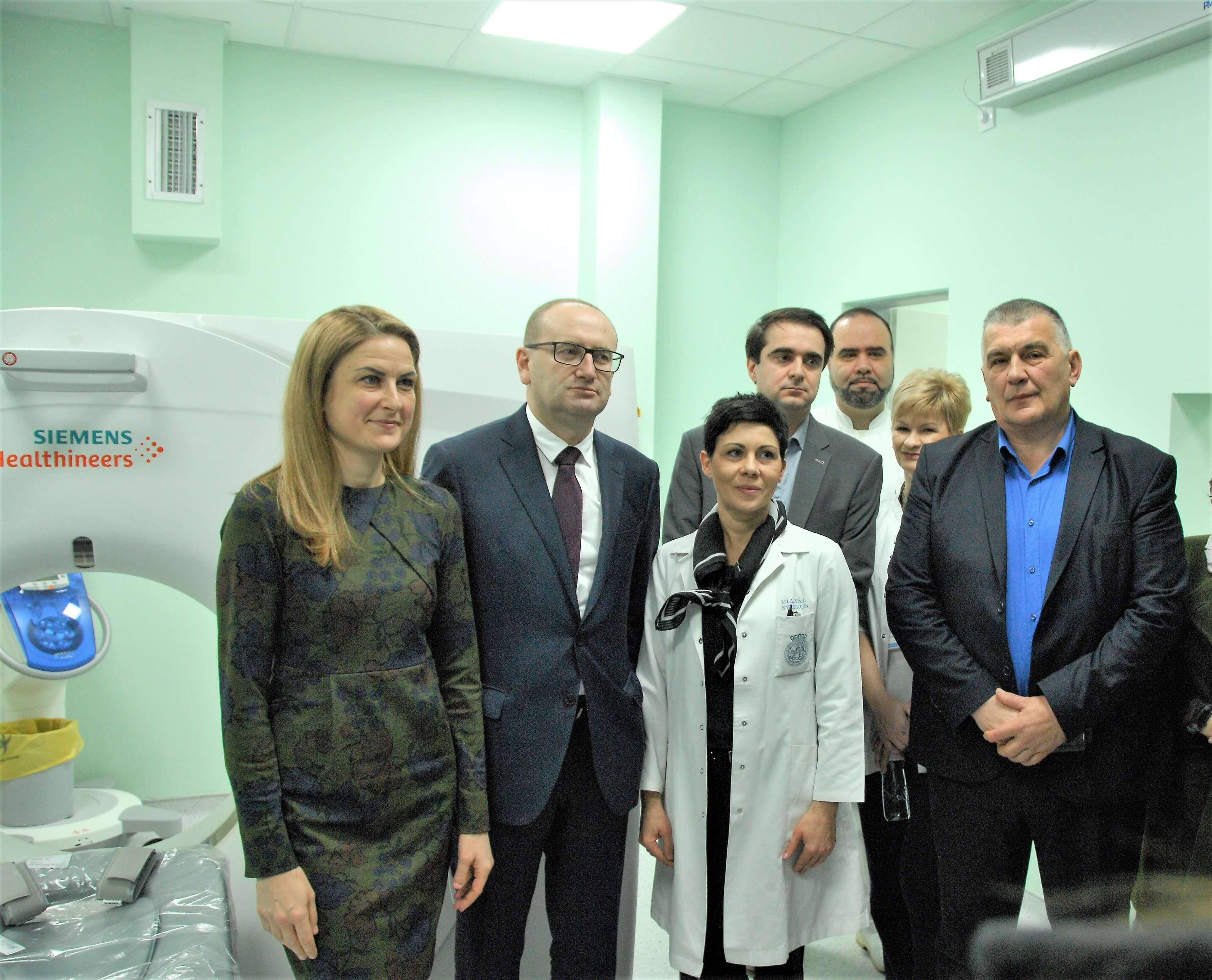 Градоначелница Сомбора Душанка Голубовић указала на добру сарадњу и велику подршку секретаријата и Владе