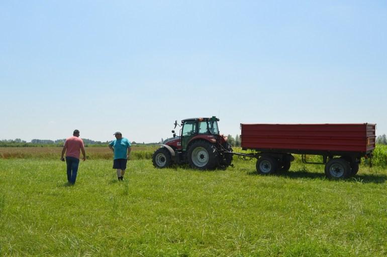 Узурпација је установљена на основу записника Пољочуварске службе