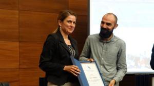 Градоначелница Сомбора Душанка Голубовић примила награду за допринос развоју приступачности