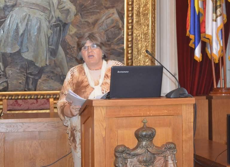 Председница Скупштине града Сомбора Љиљана Тица поздравила присутне