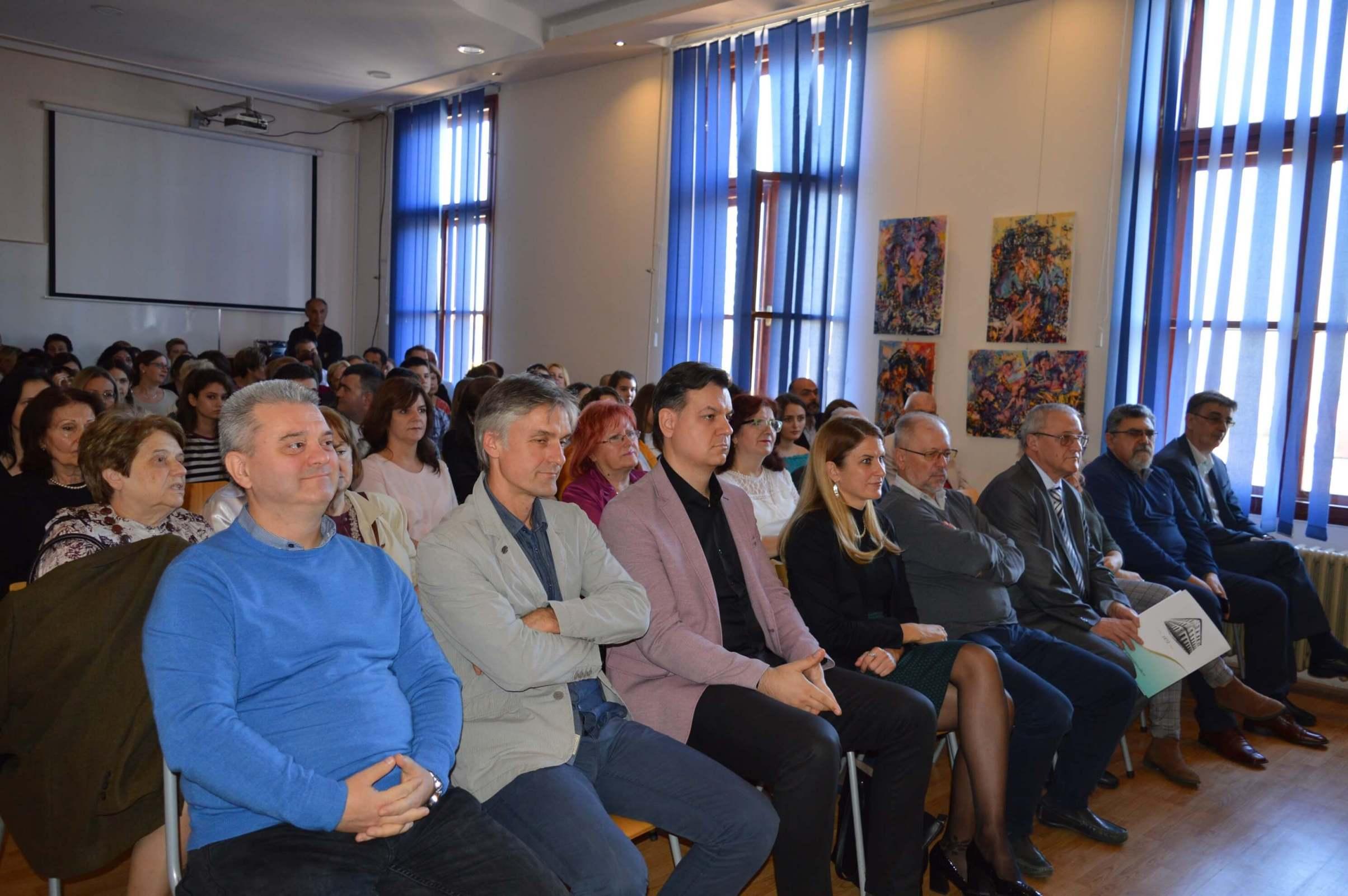 Председник савета за безбедност саобраћаја, заменик градоначелнице Антонио Ратковић представио је рад Савета