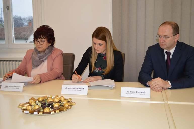 Потписан Уговор о финансирању и реализацији посебних програма Друштвене бриге за јавно здравље током 2020. године