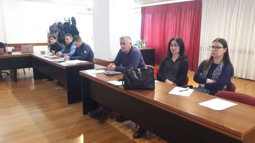 Радионици су присуствовали представници 11 локалних самоуправа између осталих и представник града Сомбора.