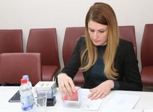 Градоначелница Душанка Голубовић потписала уговор за средства за реконструкцију фасаде Жупаније