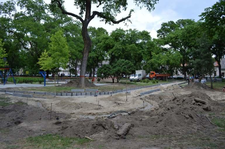 Инклузивно игралиште биће у Парку хероја