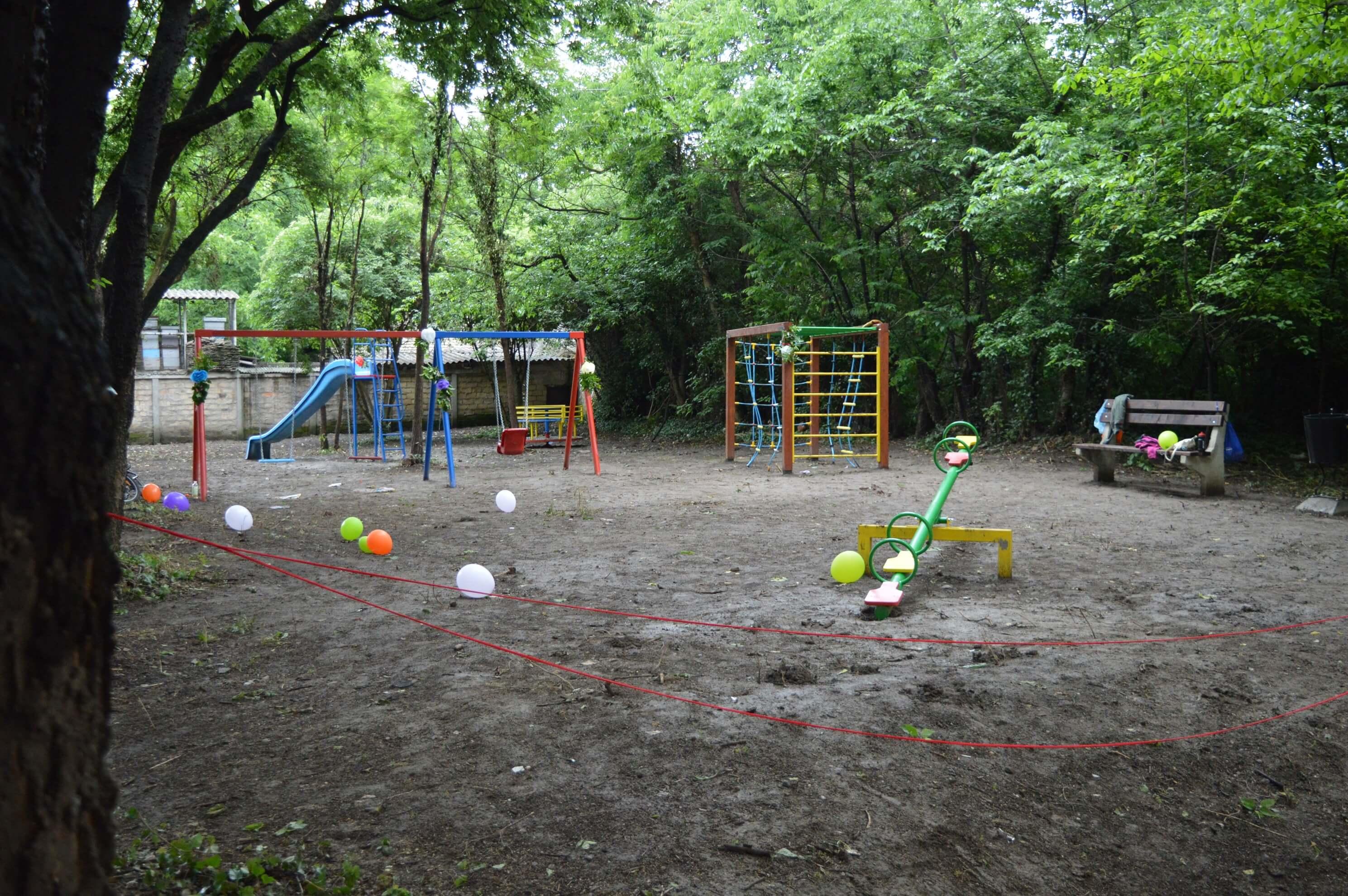 Ново игралиште на Старој Селенчи