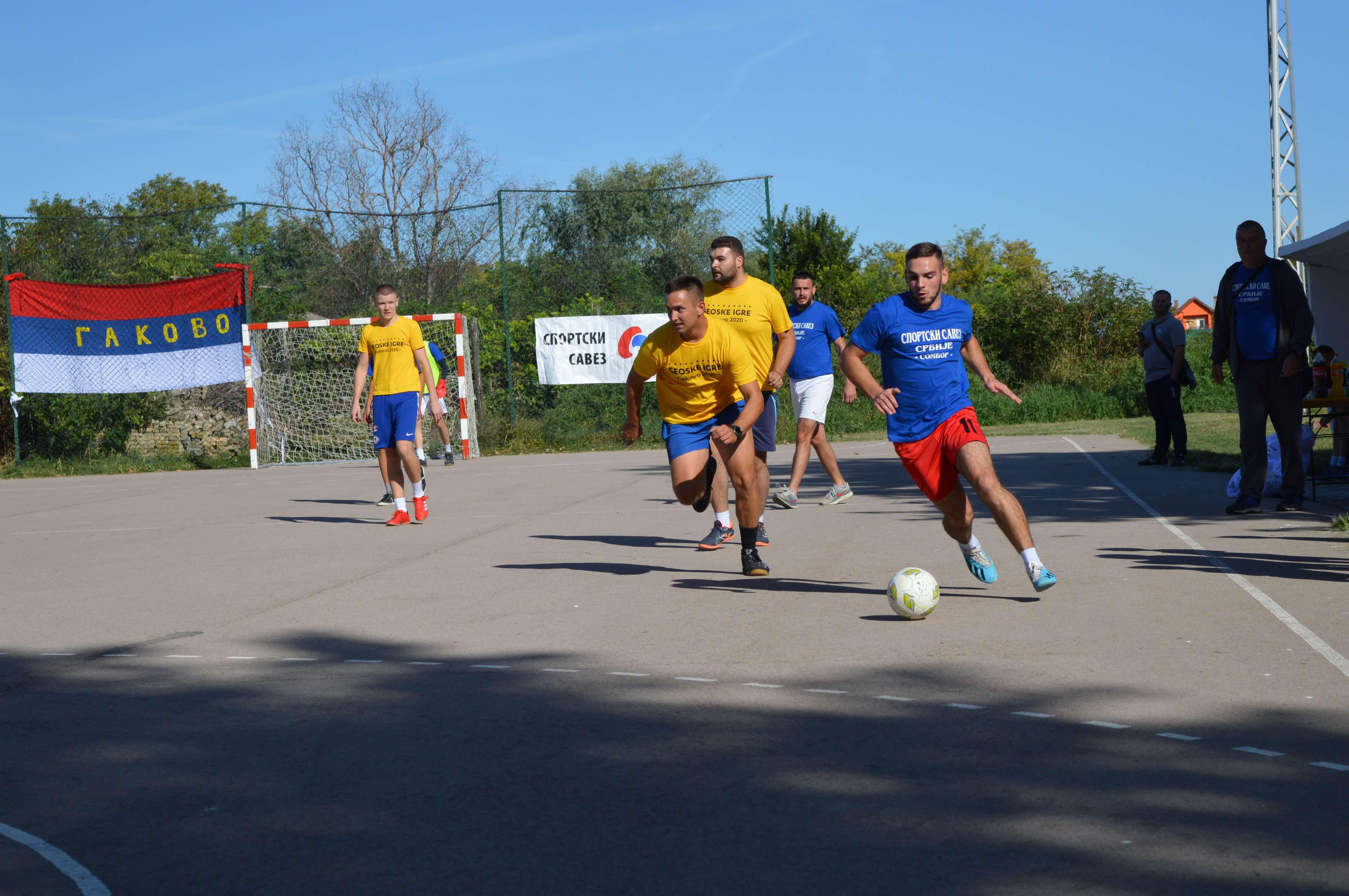 Такмичење у малом фудбалу