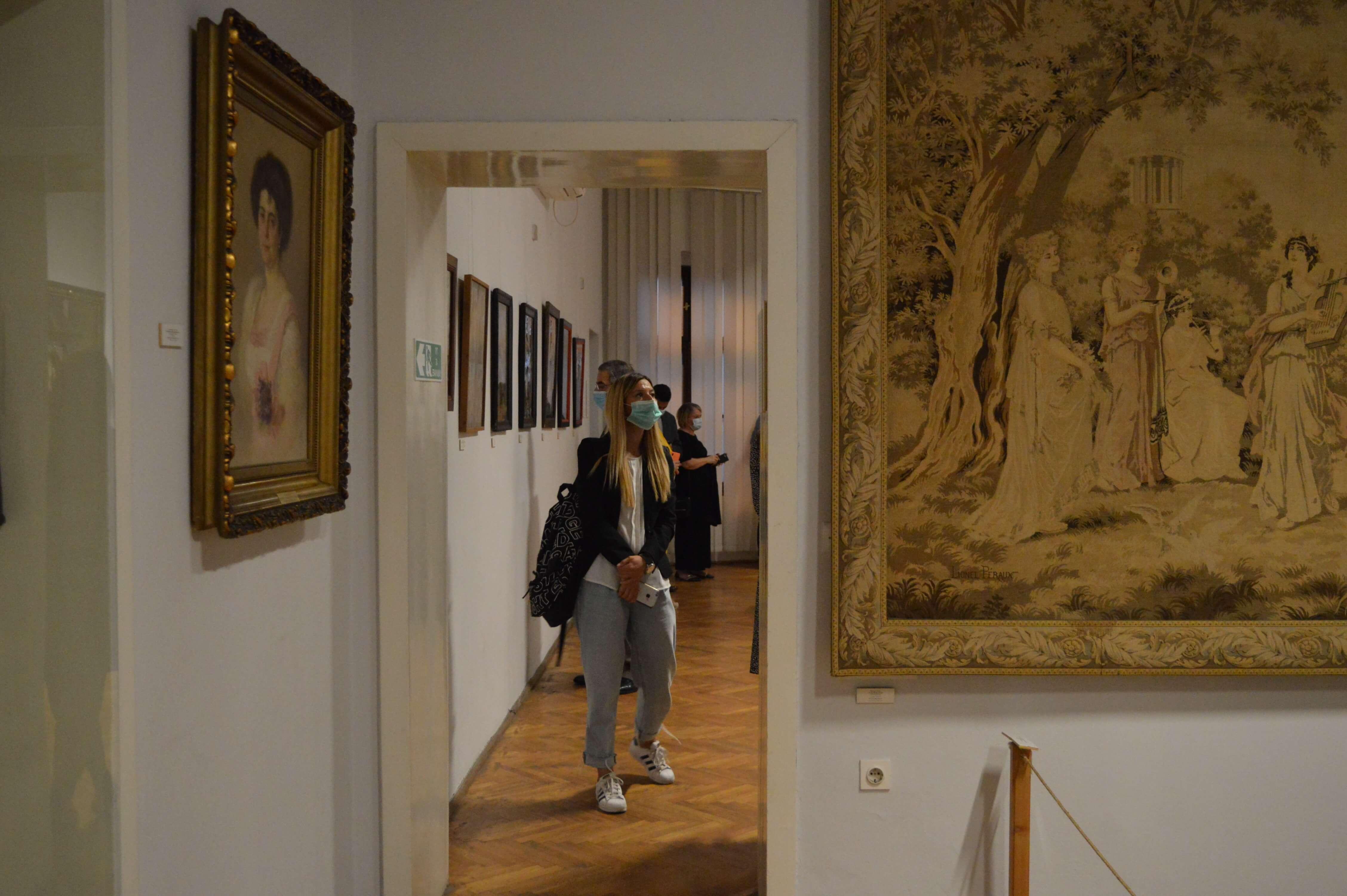 Обилазак Градског музеја Сомбор