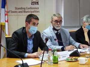 Градоначелник Сомбора Антонио Ратковић председавао седницом СКГО