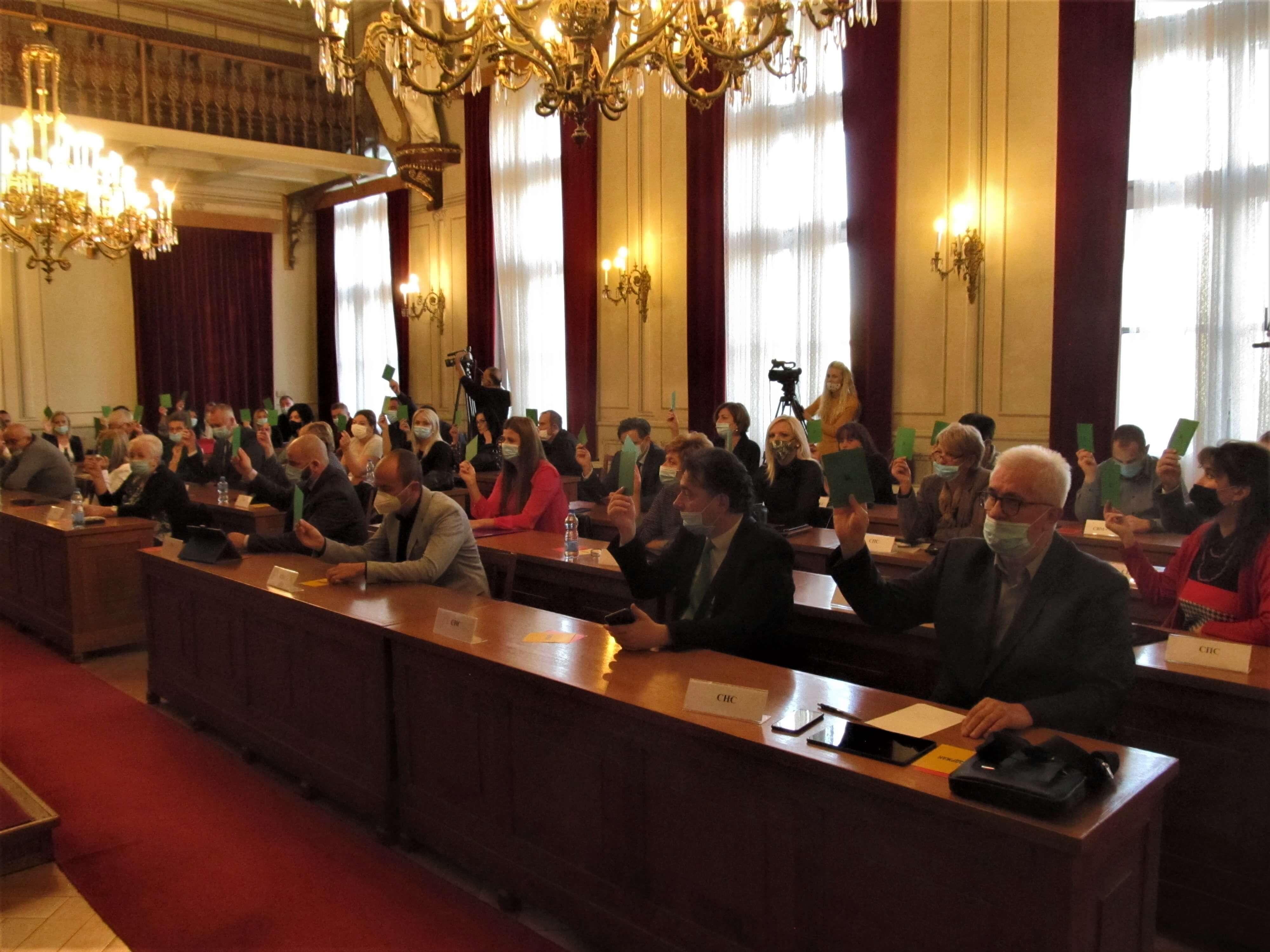 Четврта седница Скупштине Града Сомбора