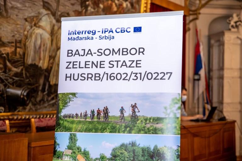 Завршен пројекат прекограничне сарадње на развоју зелених стаза и еколошког туризма