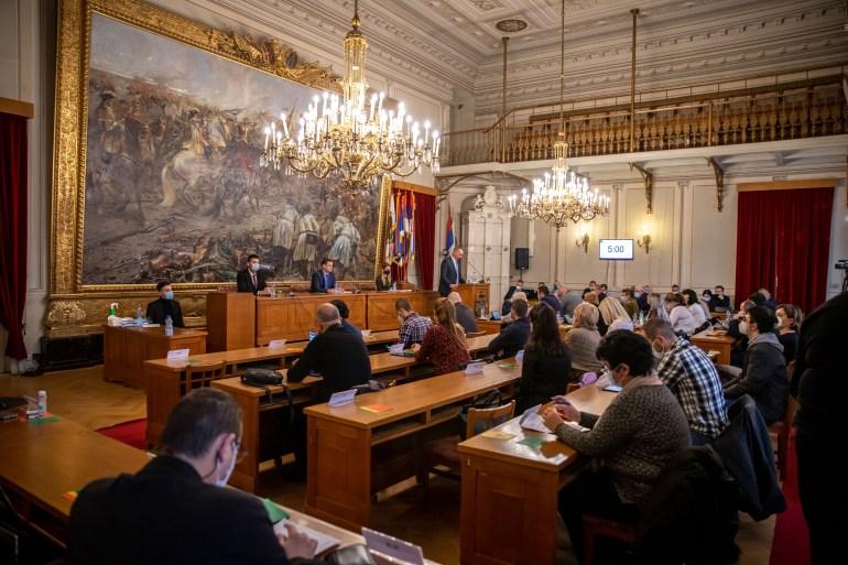 5. седница Скупштине Града Сомбора
