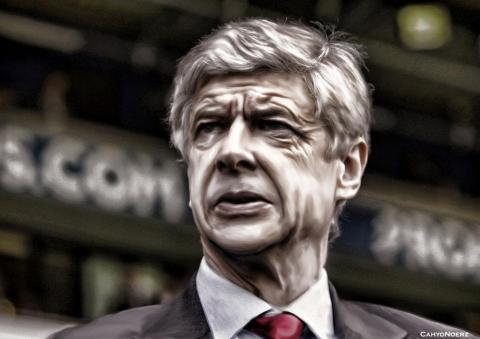 arsene_wenger_by_cahyonorz-d5lc21e