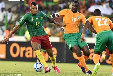 Cameroon-Ivory Coast