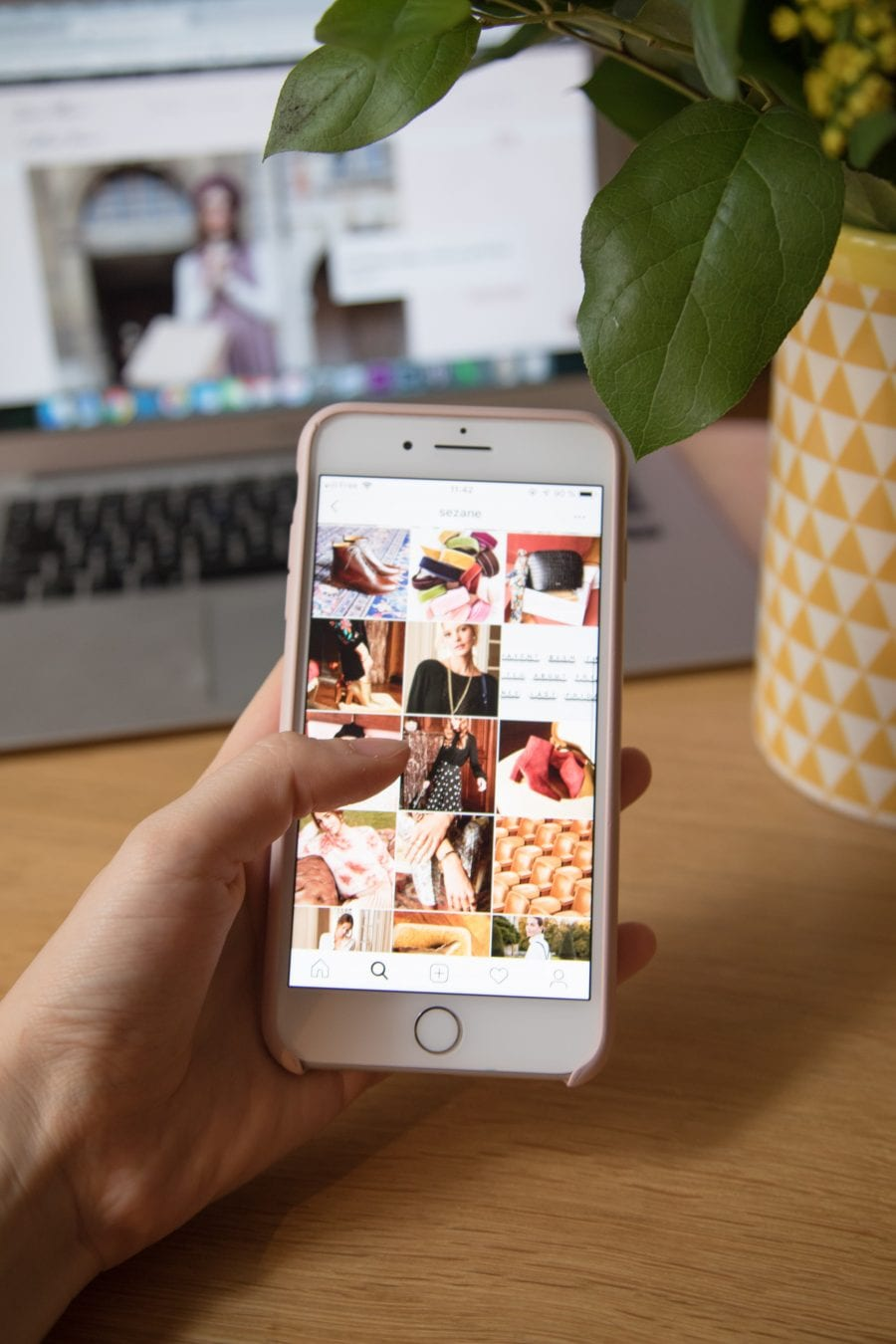 Instagram et la surconsommation - Billet d'humeur - Minimalisme et Instagram / Blog-mode-some-place-called-home