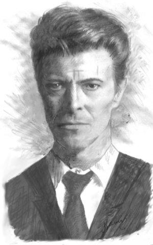 portrait bowie wikipedia