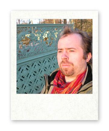 autoportrait parc royal 26 11 2006