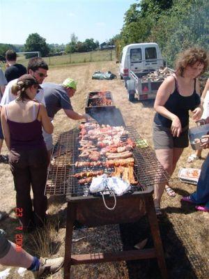 barbec 2000, c'est tranquille