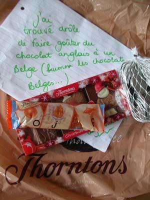 du chocolat english