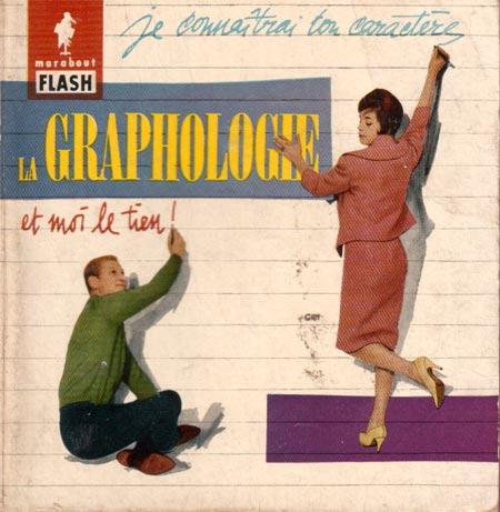 La graphologie (Marabout Flash 6/31)