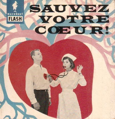 Sauvez votre coeur (Marabout Flash 26/31)