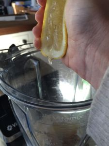 Juice from the same lemon...