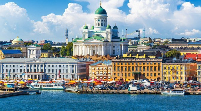 Finland – the safest country in the world for travellers