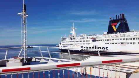 Puttgarden ferry