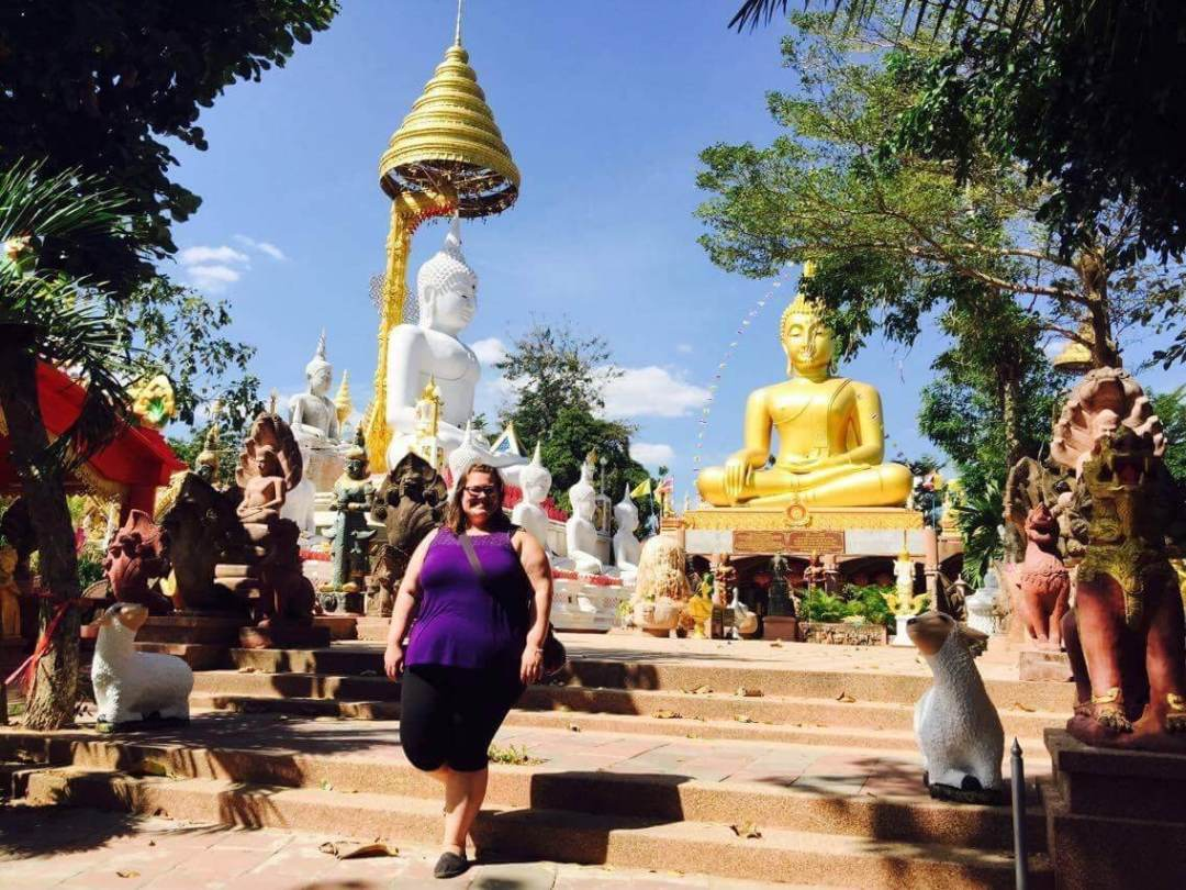 Temples in Ubon