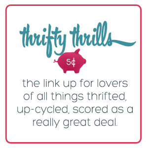 Get Ready for It: Thrifty Thrills Link-Up!