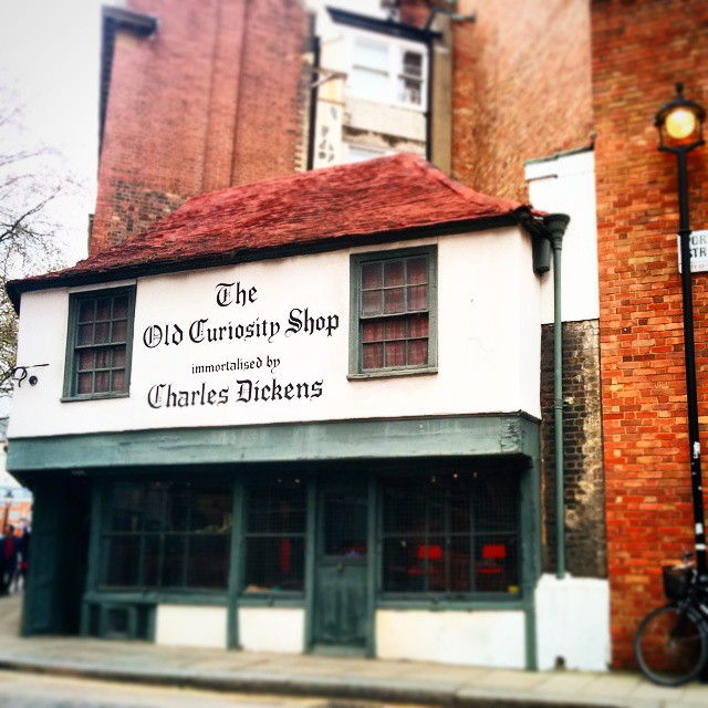 The Olde Curiosity Shop