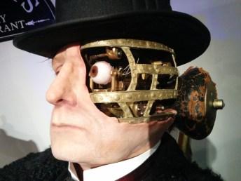Clockwork man