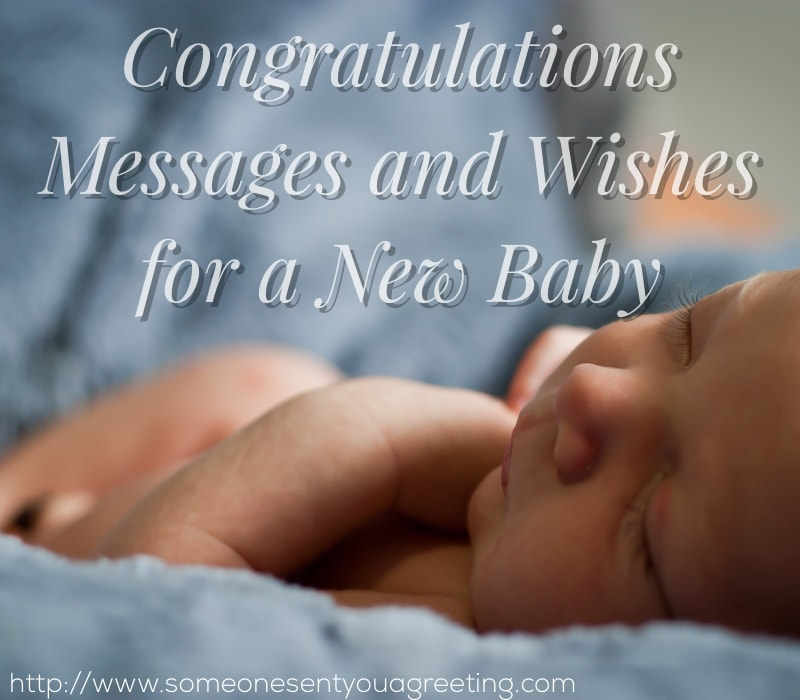 What To Write In A Baby Card Someone Sent You A Greeting