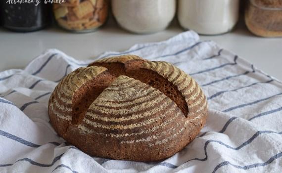Sourdough Einhorn Bread