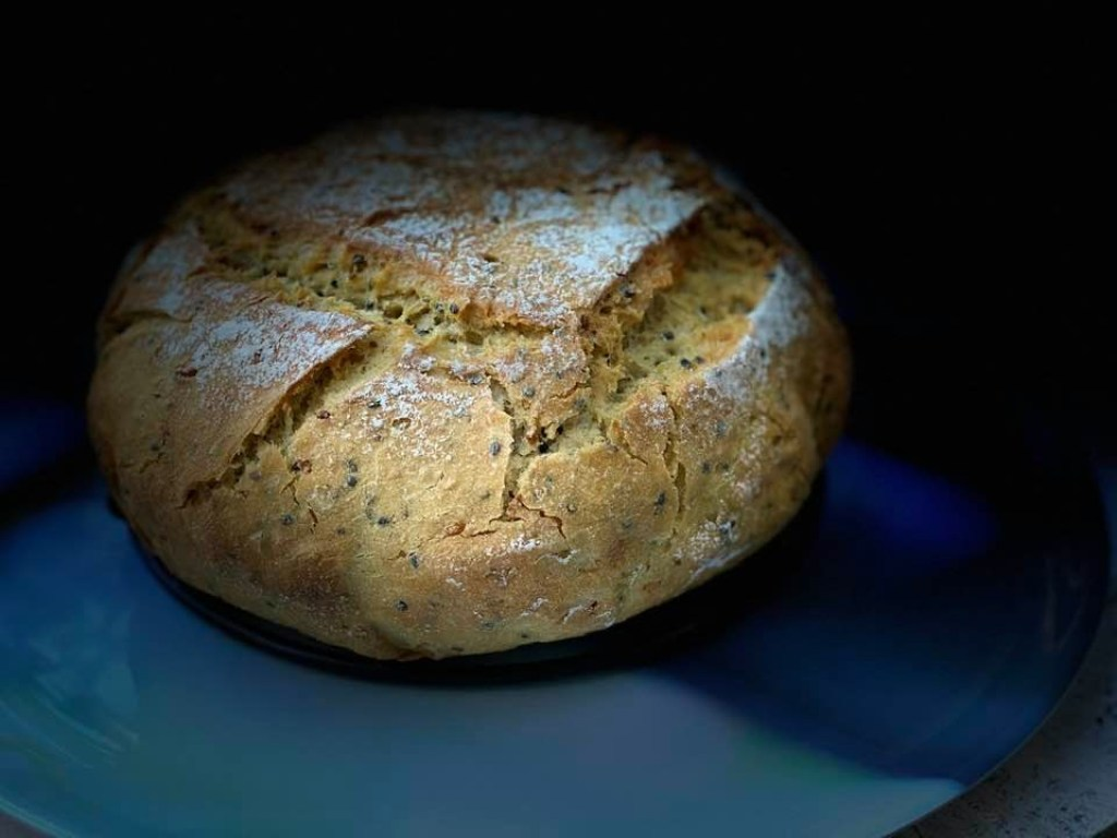 Einkorn Sourdough Bread