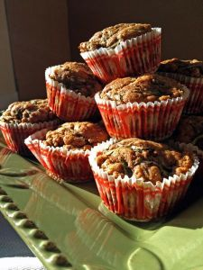 whole wheat zucchini muffins recipe