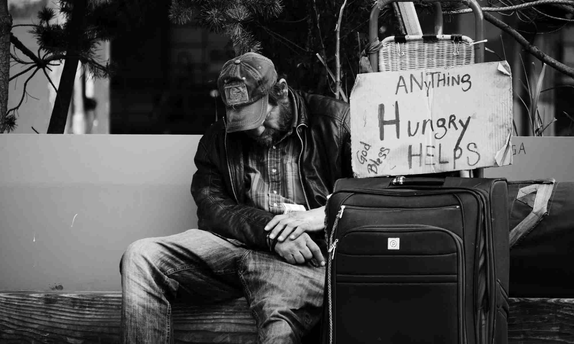 helping poor