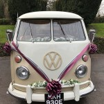 Lois Somerset Wedding Campervans