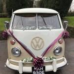 Lois Somerset Wedding Campervans