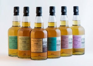 Wemyss Single Casks Group July 2014 lo