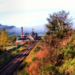 Balblair Trainline