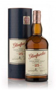Glenfarclas 25 year old whisky