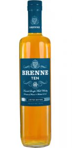 brenne ten 10 year old french single malt whisky